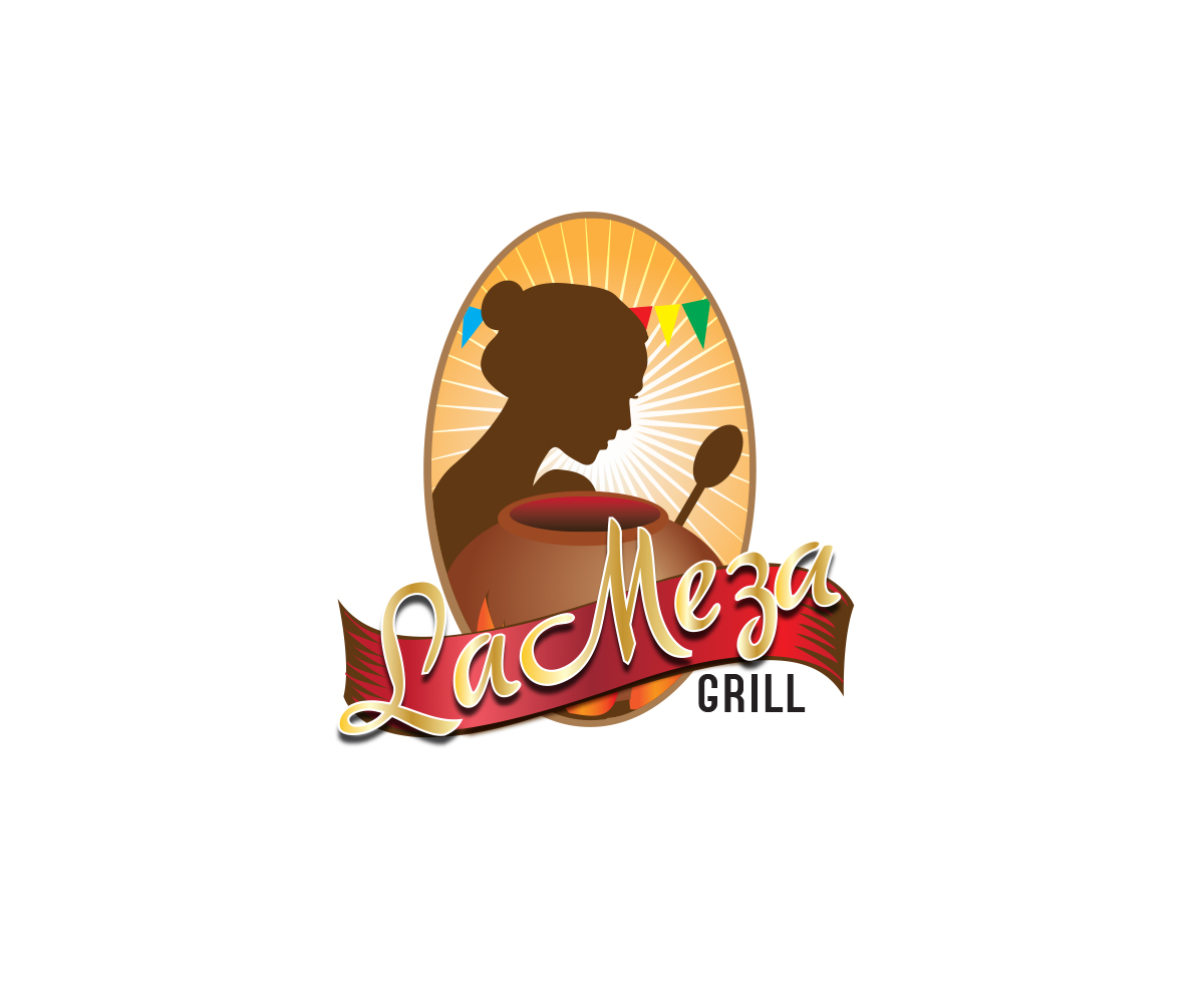 Logo Design by storm - Entry No. 69 in the Logo Design Contest Inspiring Logo Design for La Meza Grill Ltd..