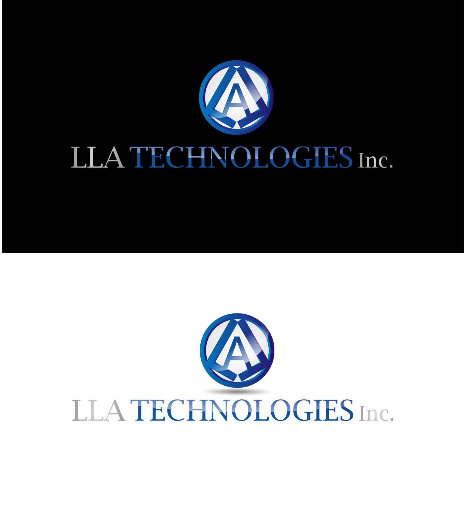 Logo Design by Yuda Hermawan - Entry No. 162 in the Logo Design Contest Inspiring Logo Design for LLA Technologies Inc..