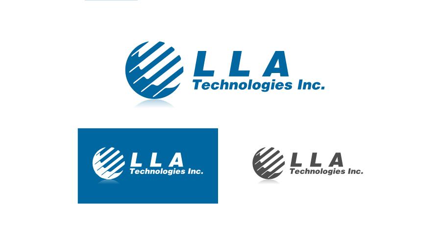Logo Design by danelav - Entry No. 165 in the Logo Design Contest Inspiring Logo Design for LLA Technologies Inc..