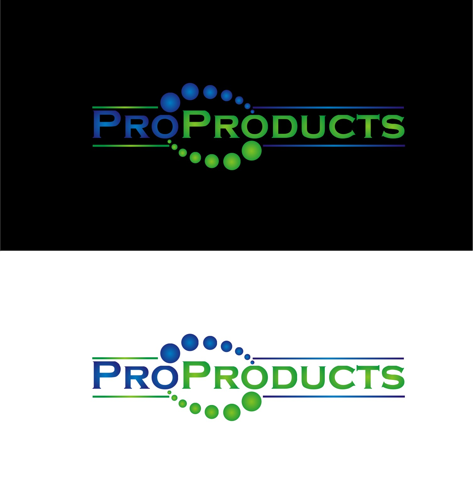 Logo Design by Yuda Hermawan - Entry No. 24 in the Logo Design Contest Fun yet Professional Logo Design for ProProducts.