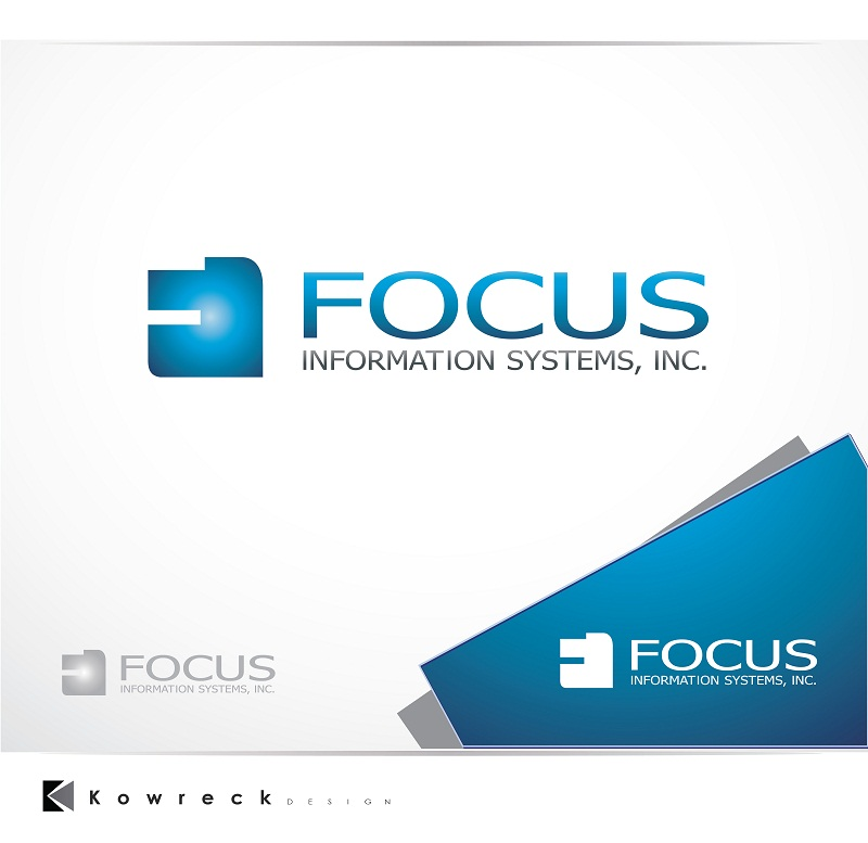 Logo Design by kowreck - Entry No. 25 in the Logo Design Contest Artistic Logo Design for Focus Information Systems, Inc..