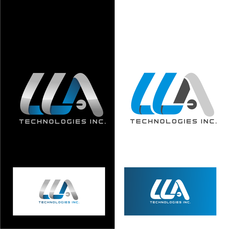 Logo Design by graphicleaf - Entry No. 177 in the Logo Design Contest Inspiring Logo Design for LLA Technologies Inc..