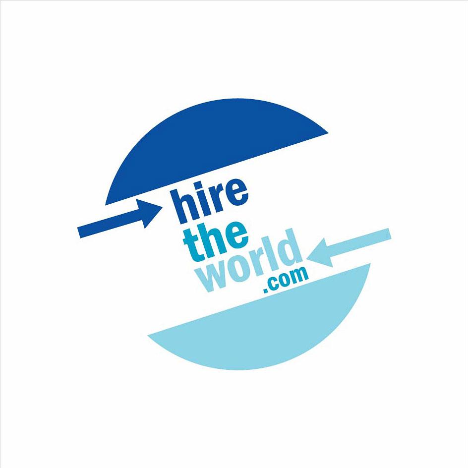 Logo Design by Zisis-Papalexiou - Entry No. 26 in the Logo Design Contest Hiretheworld.com.