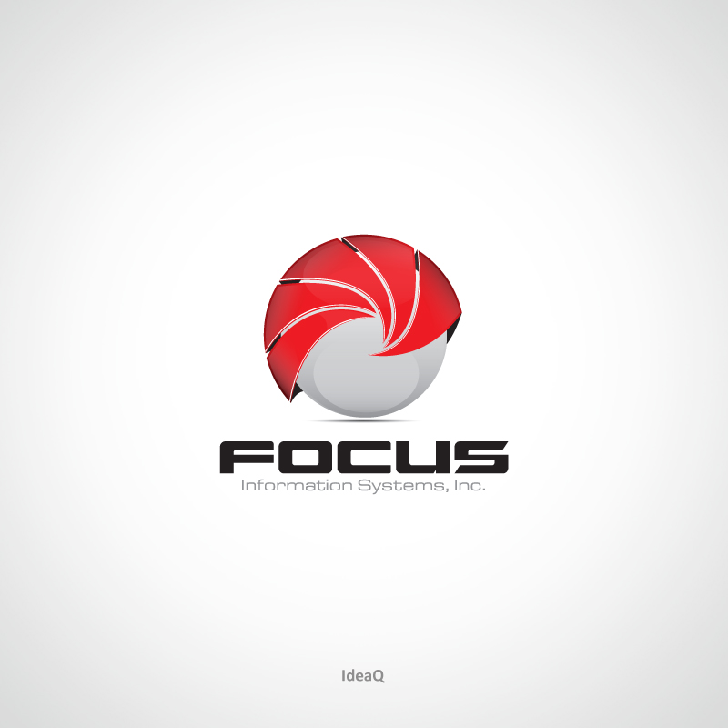 Logo Design by Private User - Entry No. 30 in the Logo Design Contest Artistic Logo Design for Focus Information Systems, Inc..
