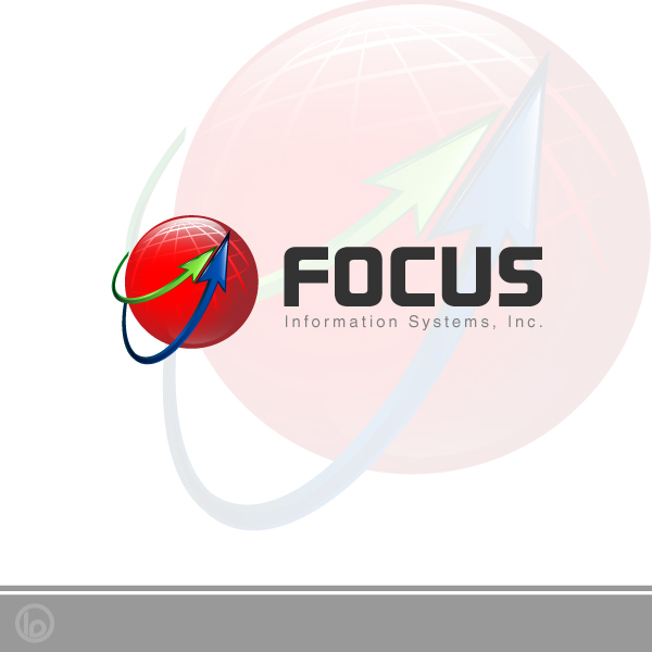 Logo Design by lumerb - Entry No. 31 in the Logo Design Contest Artistic Logo Design for Focus Information Systems, Inc..