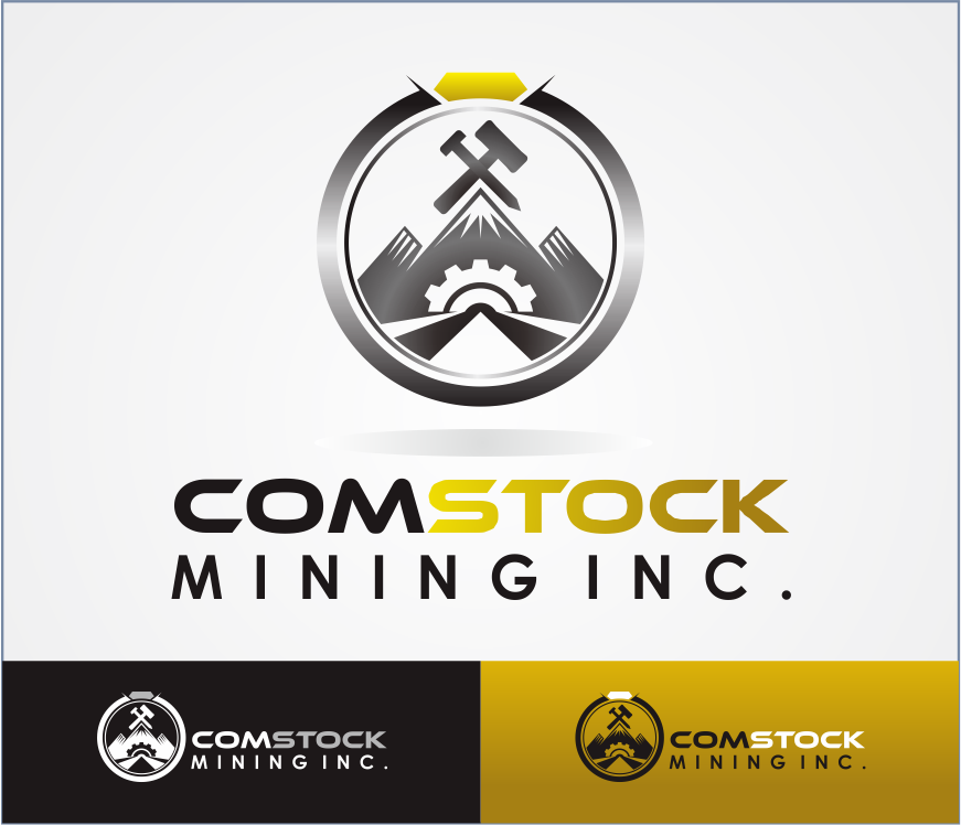 Logo Design by Armada Jamaluddin - Entry No. 140 in the Logo Design Contest Captivating Logo Design for Comstock Mining, Inc..