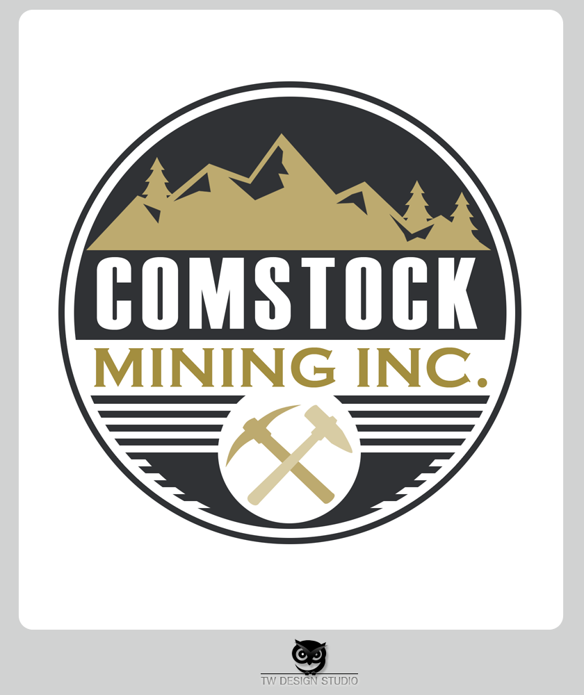 Logo Design by Private User - Entry No. 141 in the Logo Design Contest Captivating Logo Design for Comstock Mining, Inc..