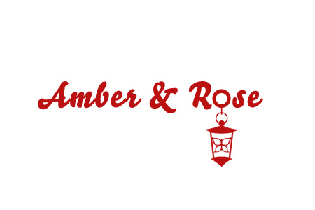 Logo Design by Crystal Desizns - Entry No. 47 in the Logo Design Contest Creative Logo Design for Amber & Rose.