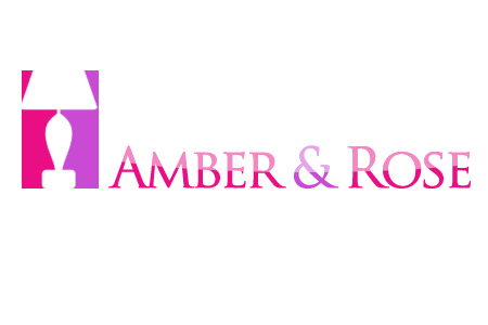 Logo Design by Crystal Desizns - Entry No. 50 in the Logo Design Contest Creative Logo Design for Amber & Rose.