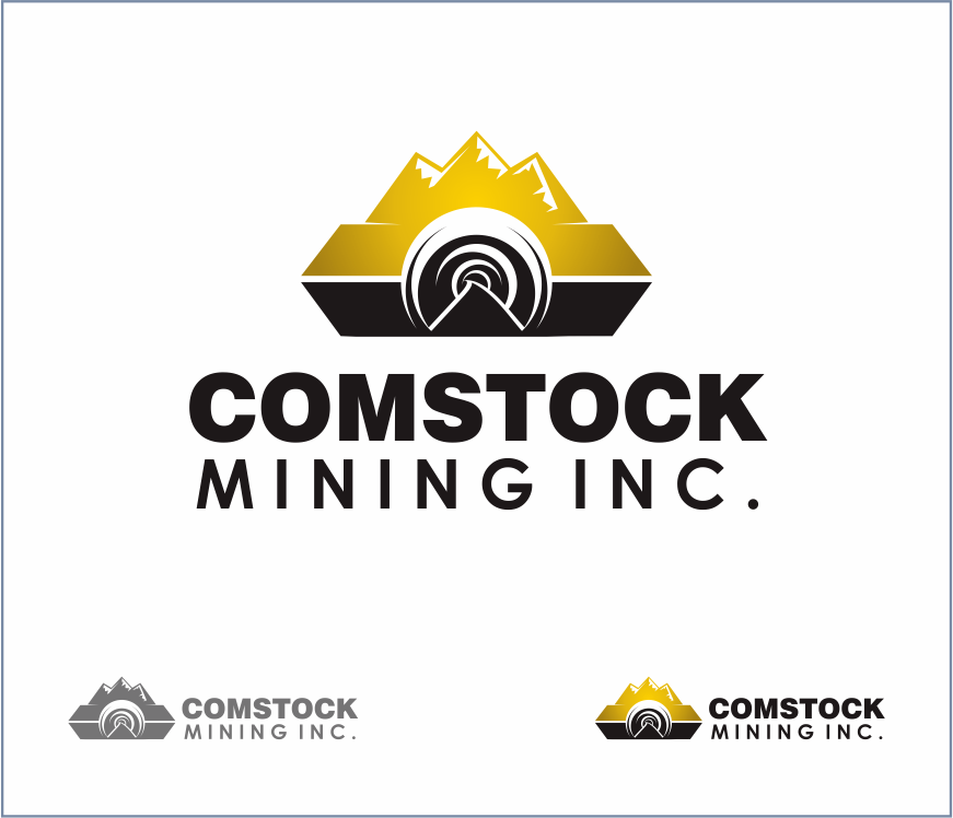 Logo Design by Armada Jamaluddin - Entry No. 148 in the Logo Design Contest Captivating Logo Design for Comstock Mining, Inc..