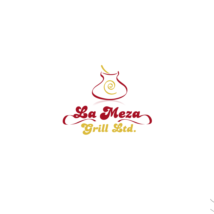Logo Design by danelav - Entry No. 84 in the Logo Design Contest Inspiring Logo Design for La Meza Grill Ltd..