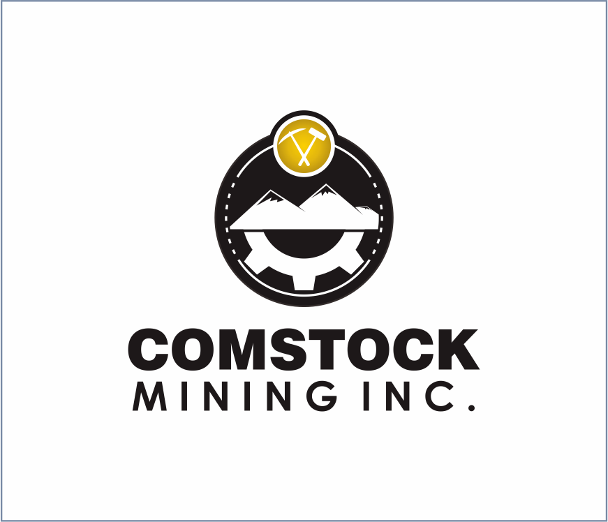 Logo Design by Armada Jamaluddin - Entry No. 149 in the Logo Design Contest Captivating Logo Design for Comstock Mining, Inc..