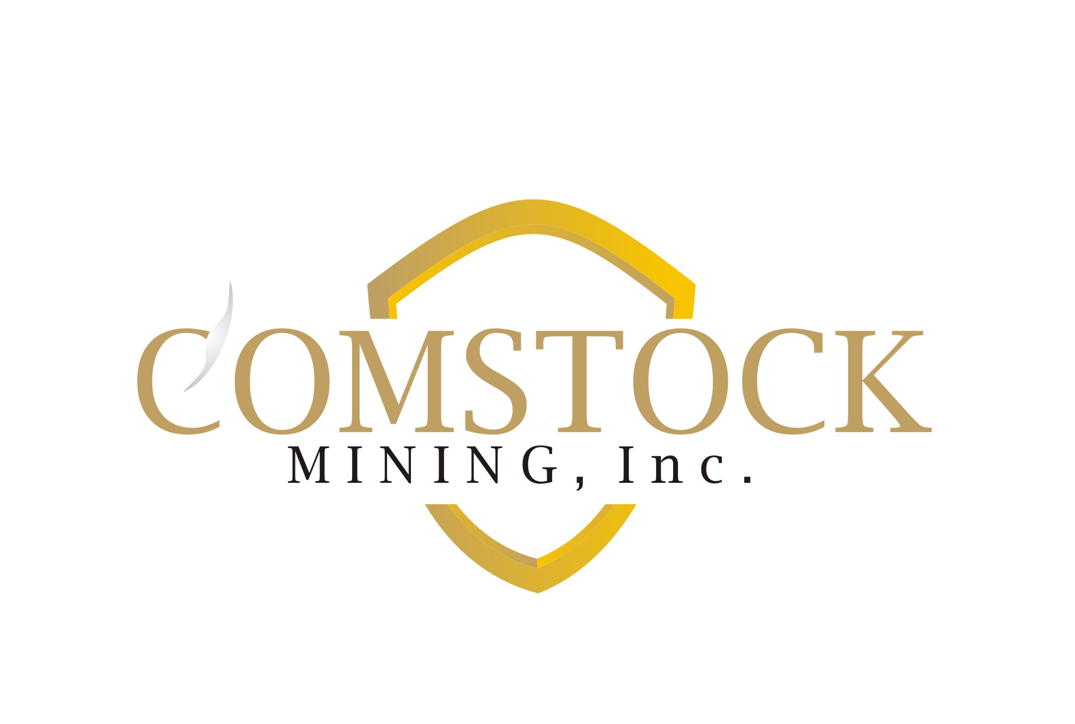 Logo Design by Yuda Hermawan - Entry No. 150 in the Logo Design Contest Captivating Logo Design for Comstock Mining, Inc..