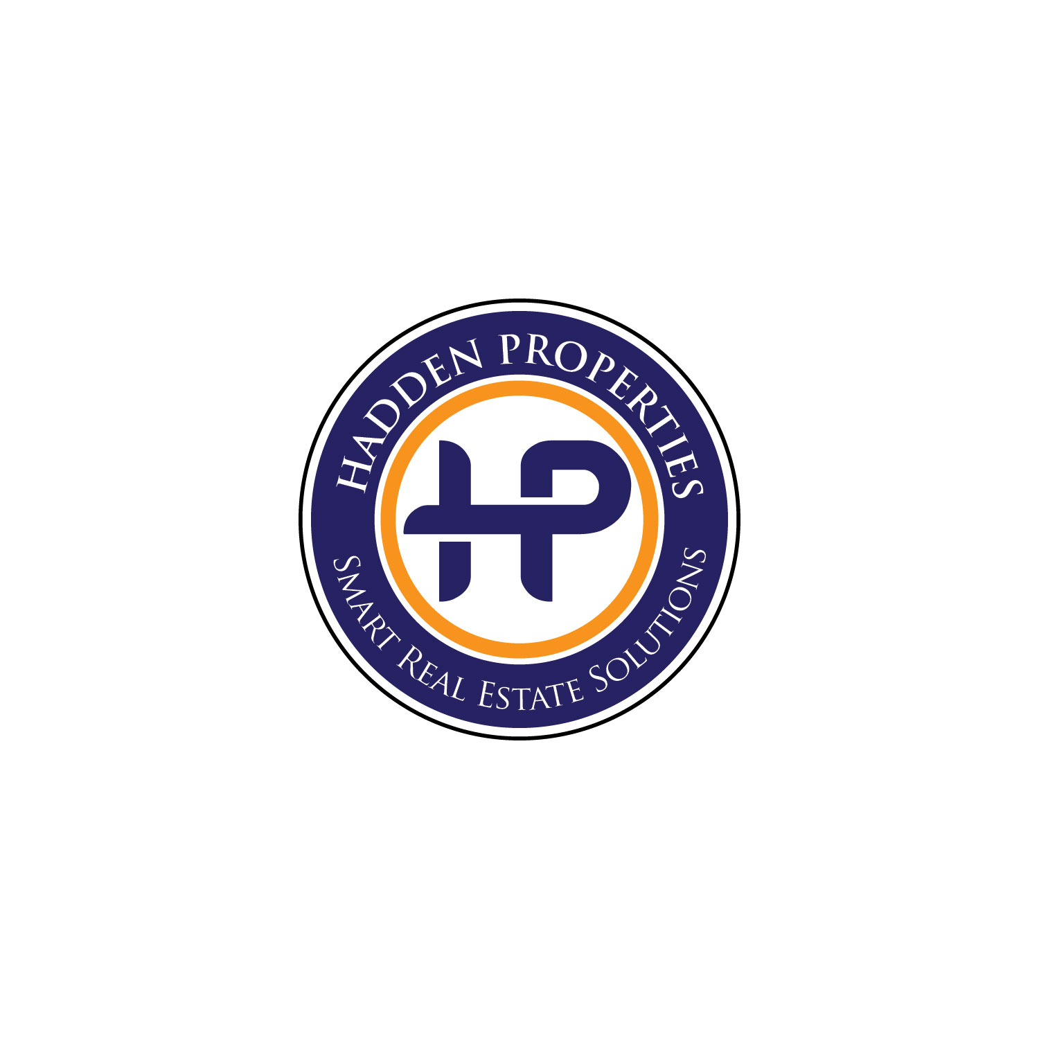 Logo Design by lagalag - Entry No. 186 in the Logo Design Contest Artistic Logo Design for Hadden Properties.
