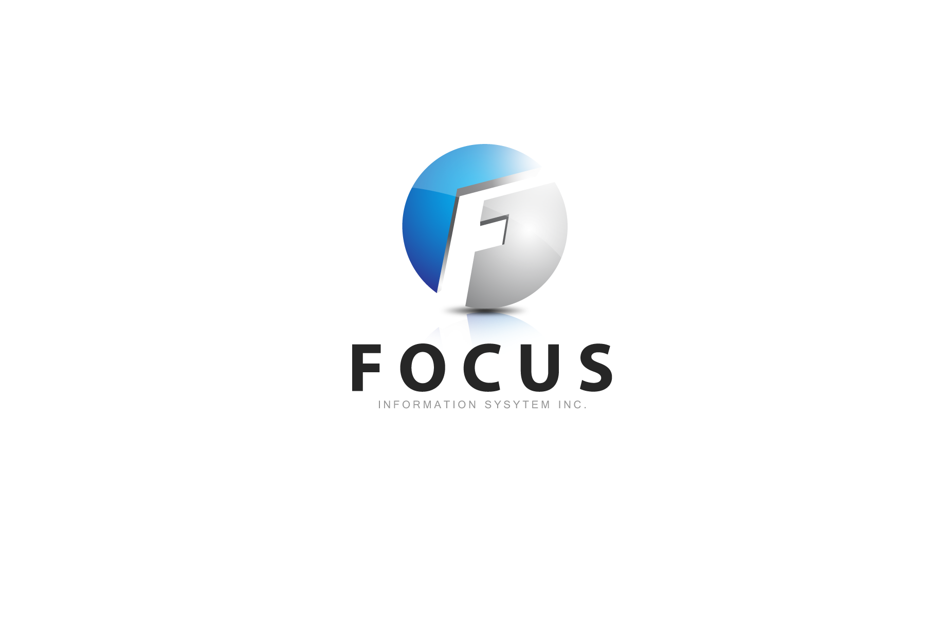 Logo Design by Jan Chua - Entry No. 37 in the Logo Design Contest Artistic Logo Design for Focus Information Systems, Inc..