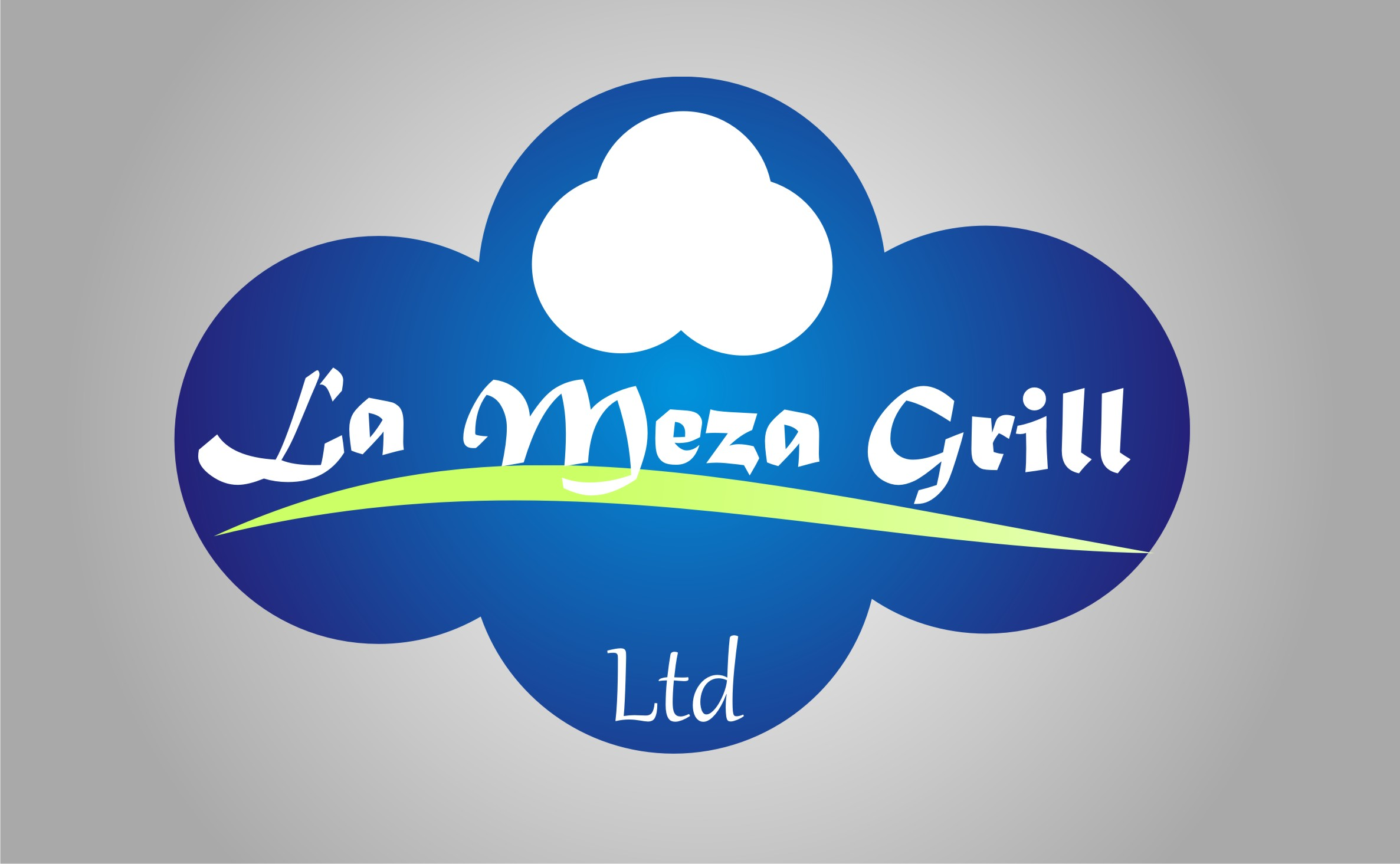 Logo Design by Josri Vengeance - Entry No. 86 in the Logo Design Contest Inspiring Logo Design for La Meza Grill Ltd..