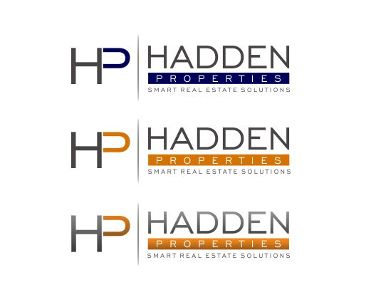 Logo Design by ronny - Entry No. 189 in the Logo Design Contest Artistic Logo Design for Hadden Properties.
