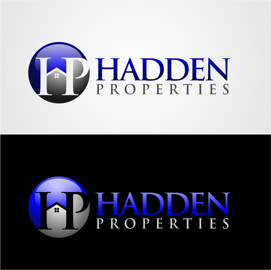 Logo Design by Reivan Ferdinan - Entry No. 192 in the Logo Design Contest Artistic Logo Design for Hadden Properties.