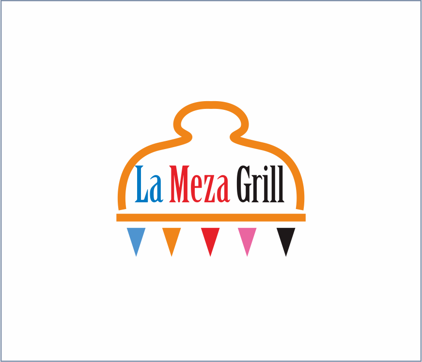 Logo Design by Armada Jamaluddin - Entry No. 88 in the Logo Design Contest Inspiring Logo Design for La Meza Grill Ltd..