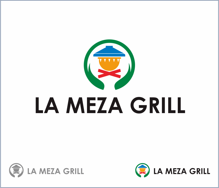 Logo Design by Armada Jamaluddin - Entry No. 89 in the Logo Design Contest Inspiring Logo Design for La Meza Grill Ltd..