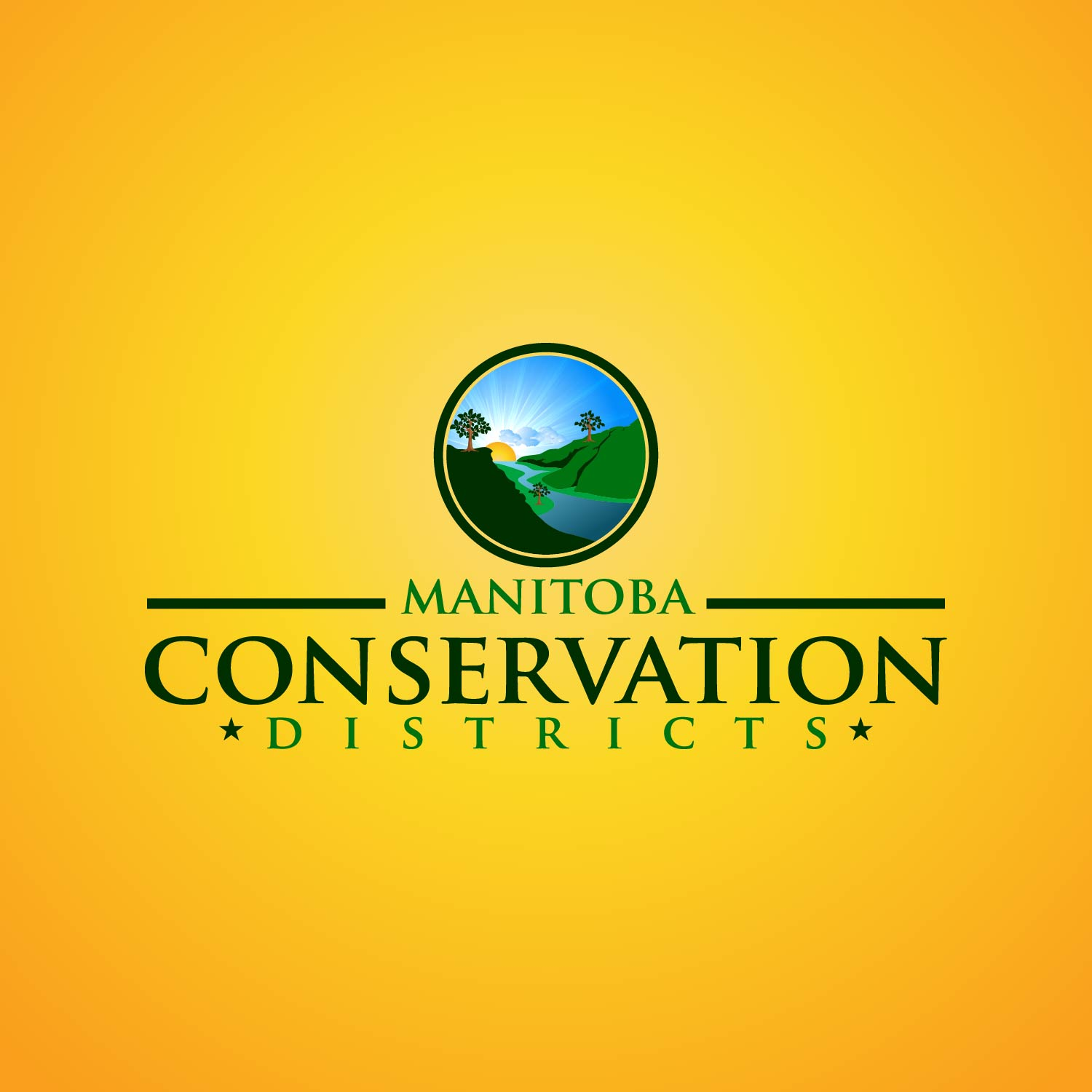 Logo Design by lagalag - Entry No. 11 in the Logo Design Contest Manitoba Conservation Districts Logo Design.