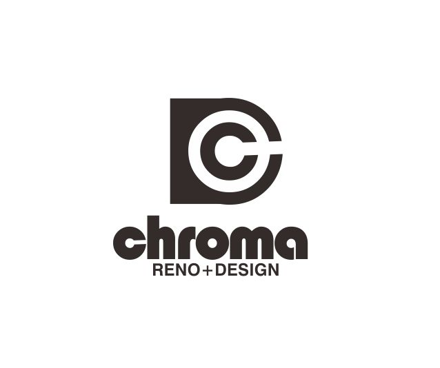 Logo Design by ronny - Entry No. 258 in the Logo Design Contest Inspiring Logo Design for Chroma Reno+Design.