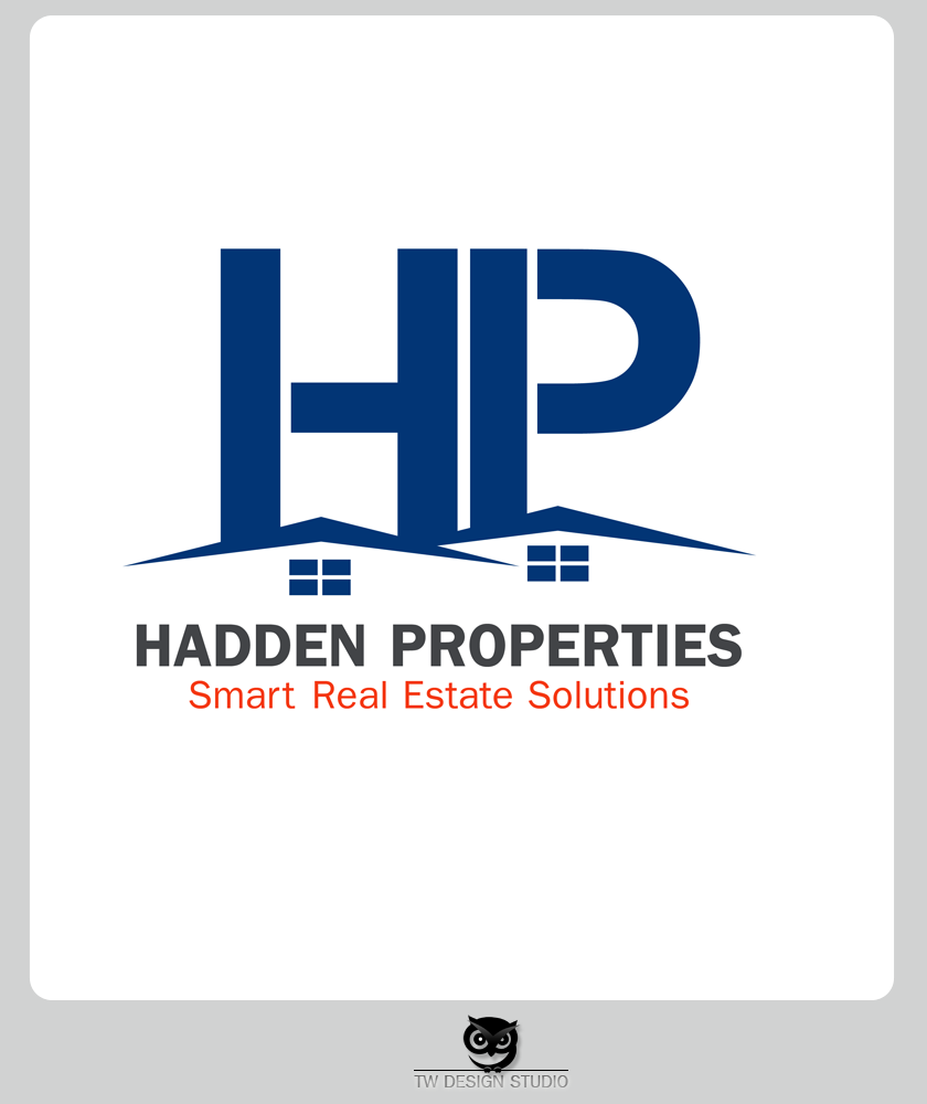 Logo Design by Private User - Entry No. 196 in the Logo Design Contest Artistic Logo Design for Hadden Properties.
