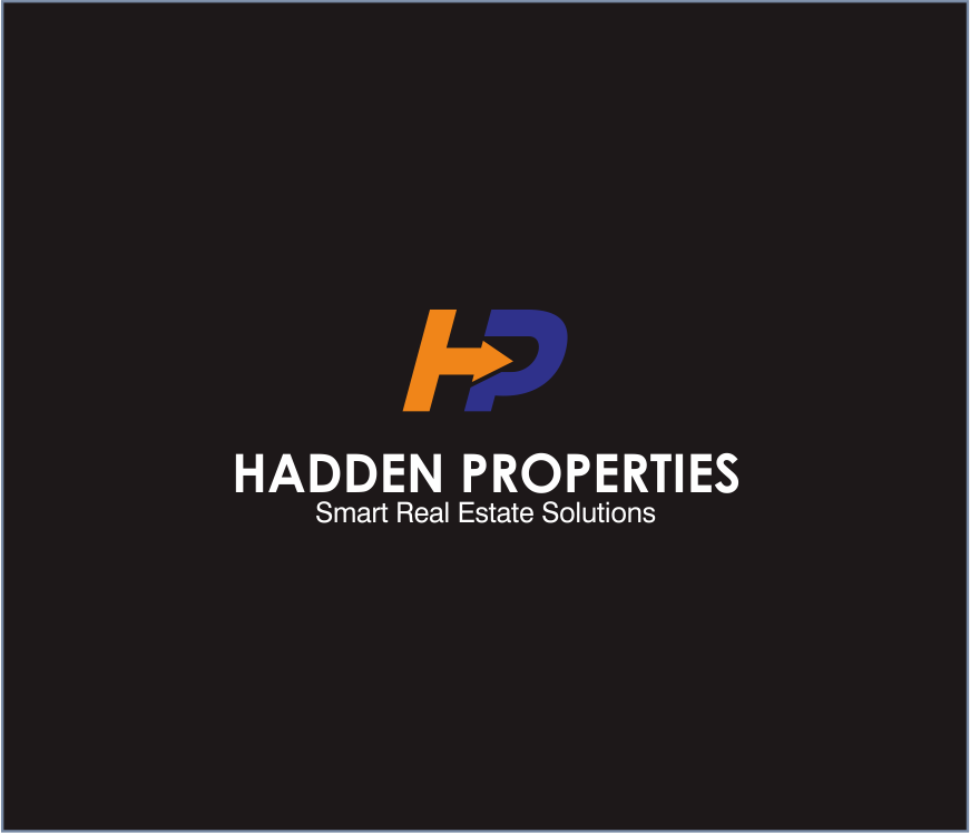 Logo Design by Armada Jamaluddin - Entry No. 199 in the Logo Design Contest Artistic Logo Design for Hadden Properties.