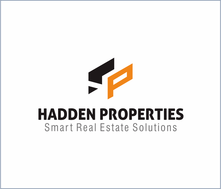 Logo Design by Armada Jamaluddin - Entry No. 201 in the Logo Design Contest Artistic Logo Design for Hadden Properties.