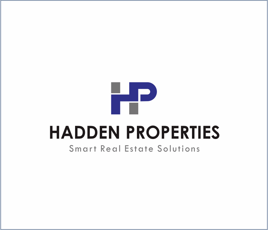 Logo Design by Armada Jamaluddin - Entry No. 203 in the Logo Design Contest Artistic Logo Design for Hadden Properties.