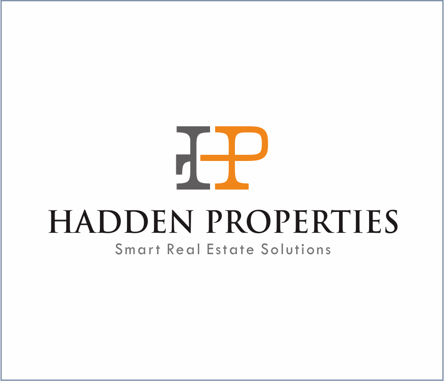 Logo Design by Armada Jamaluddin - Entry No. 204 in the Logo Design Contest Artistic Logo Design for Hadden Properties.