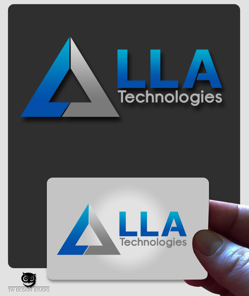 Logo Design by Private User - Entry No. 179 in the Logo Design Contest Inspiring Logo Design for LLA Technologies Inc..