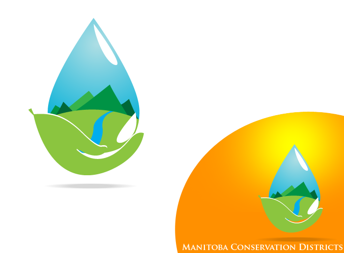 Logo Design by Jan Chua - Entry No. 15 in the Logo Design Contest Manitoba Conservation Districts Logo Design.