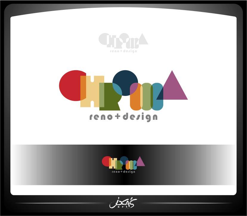Logo Design by joca - Entry No. 269 in the Logo Design Contest Inspiring Logo Design for Chroma Reno+Design.