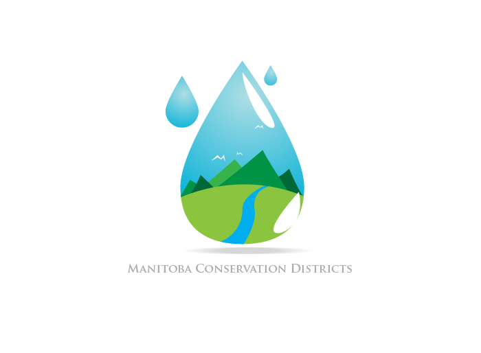 Logo Design by Jan Chua - Entry No. 18 in the Logo Design Contest Manitoba Conservation Districts Logo Design.