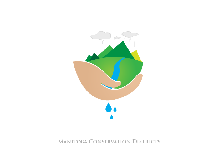 Logo Design by Jan Chua - Entry No. 20 in the Logo Design Contest Manitoba Conservation Districts Logo Design.