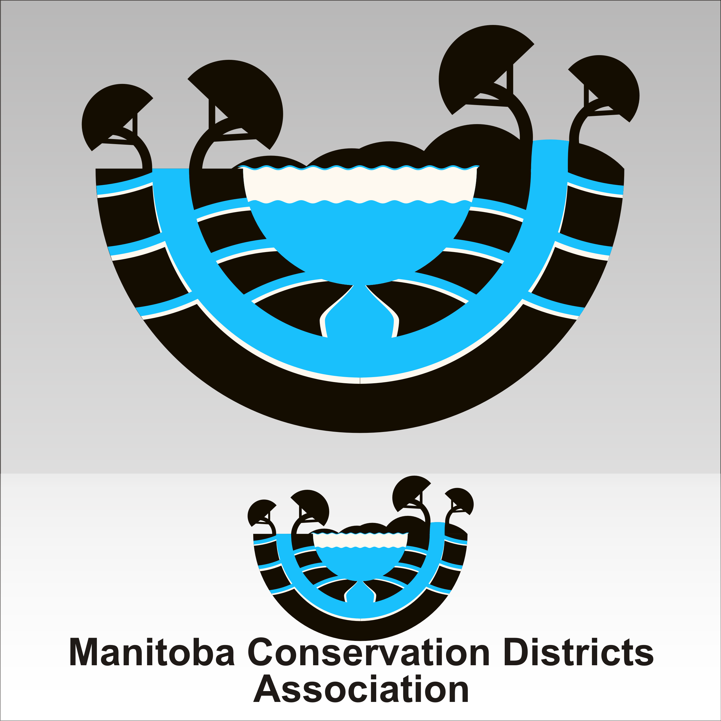 Logo Design by Private User - Entry No. 21 in the Logo Design Contest Manitoba Conservation Districts Logo Design.