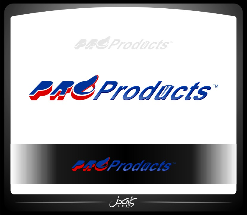 Logo Design by joca - Entry No. 32 in the Logo Design Contest Fun yet Professional Logo Design for ProProducts.