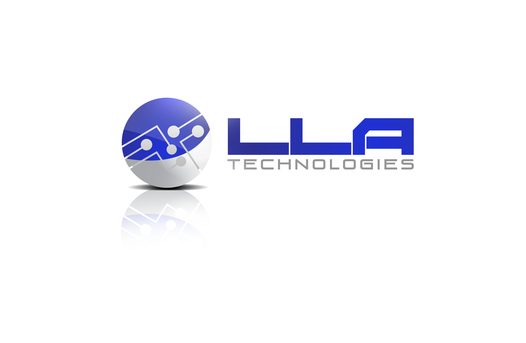 Logo Design by Jan Chua - Entry No. 180 in the Logo Design Contest Inspiring Logo Design for LLA Technologies Inc..
