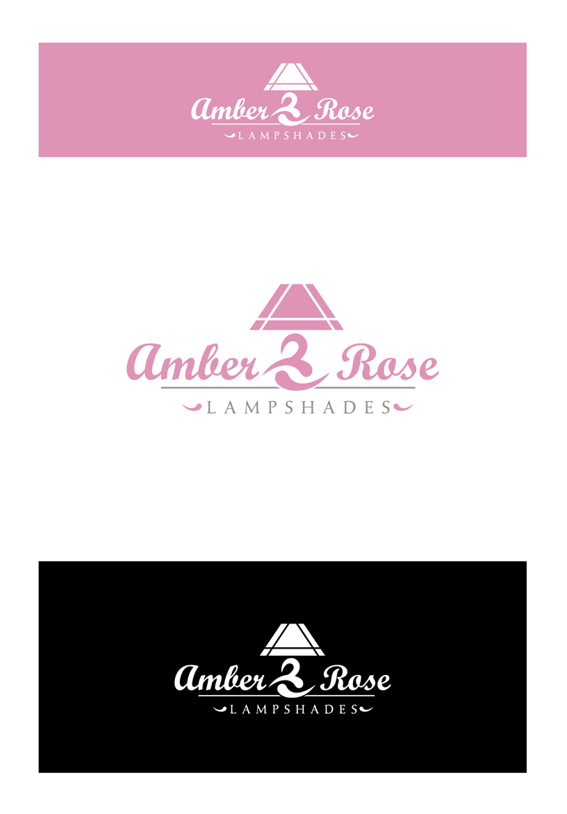Logo Design by Shameer Okay - Entry No. 72 in the Logo Design Contest Creative Logo Design for Amber & Rose.