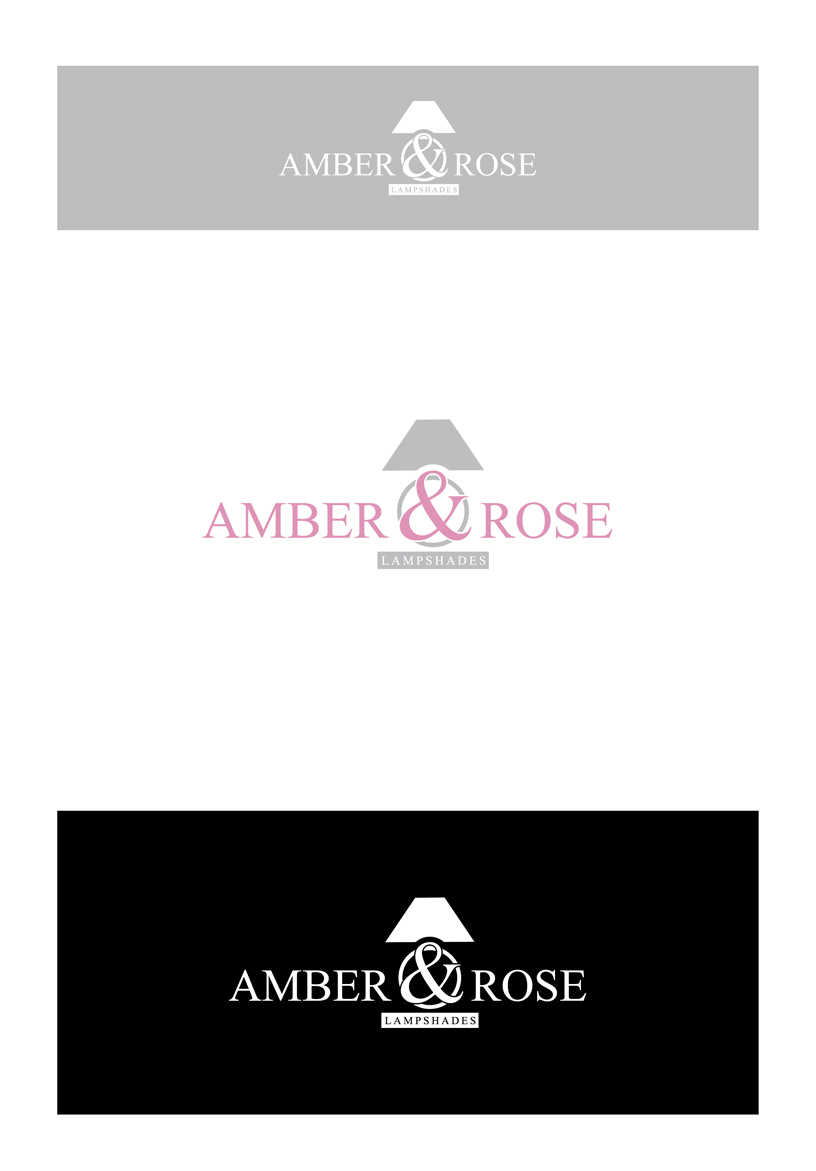 Logo Design by Shameer Okay - Entry No. 73 in the Logo Design Contest Creative Logo Design for Amber & Rose.