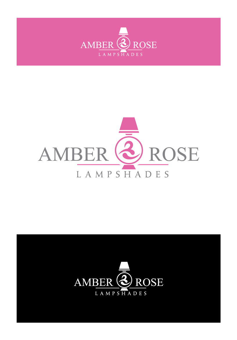 Logo Design by Shameer Okay - Entry No. 74 in the Logo Design Contest Creative Logo Design for Amber & Rose.