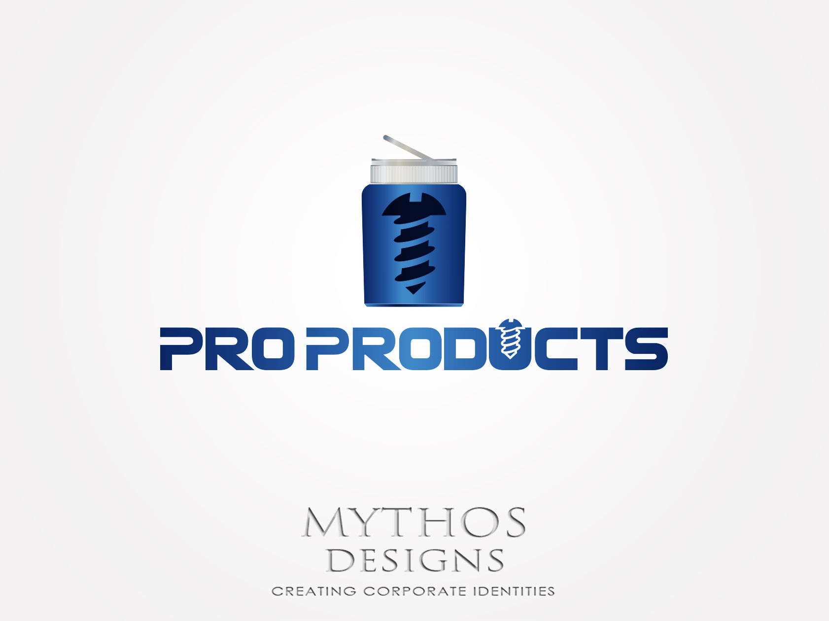 Logo Design by Mythos Designs - Entry No. 34 in the Logo Design Contest Fun yet Professional Logo Design for ProProducts.
