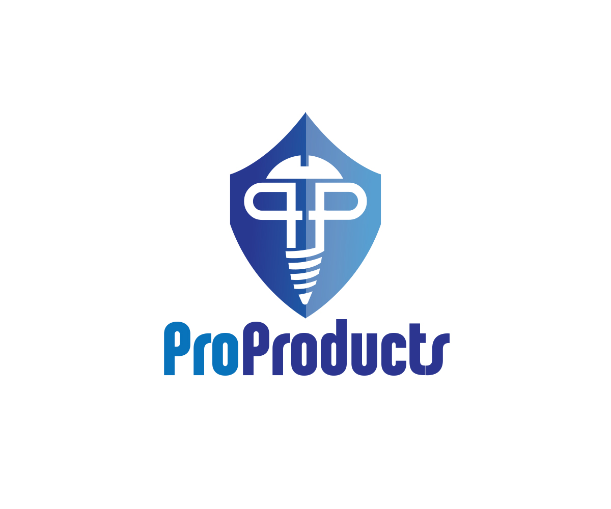 Logo Design by storm - Entry No. 36 in the Logo Design Contest Fun yet Professional Logo Design for ProProducts.