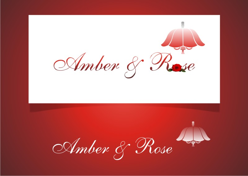 Logo Design by Bangun Prastyo - Entry No. 78 in the Logo Design Contest Creative Logo Design for Amber & Rose.