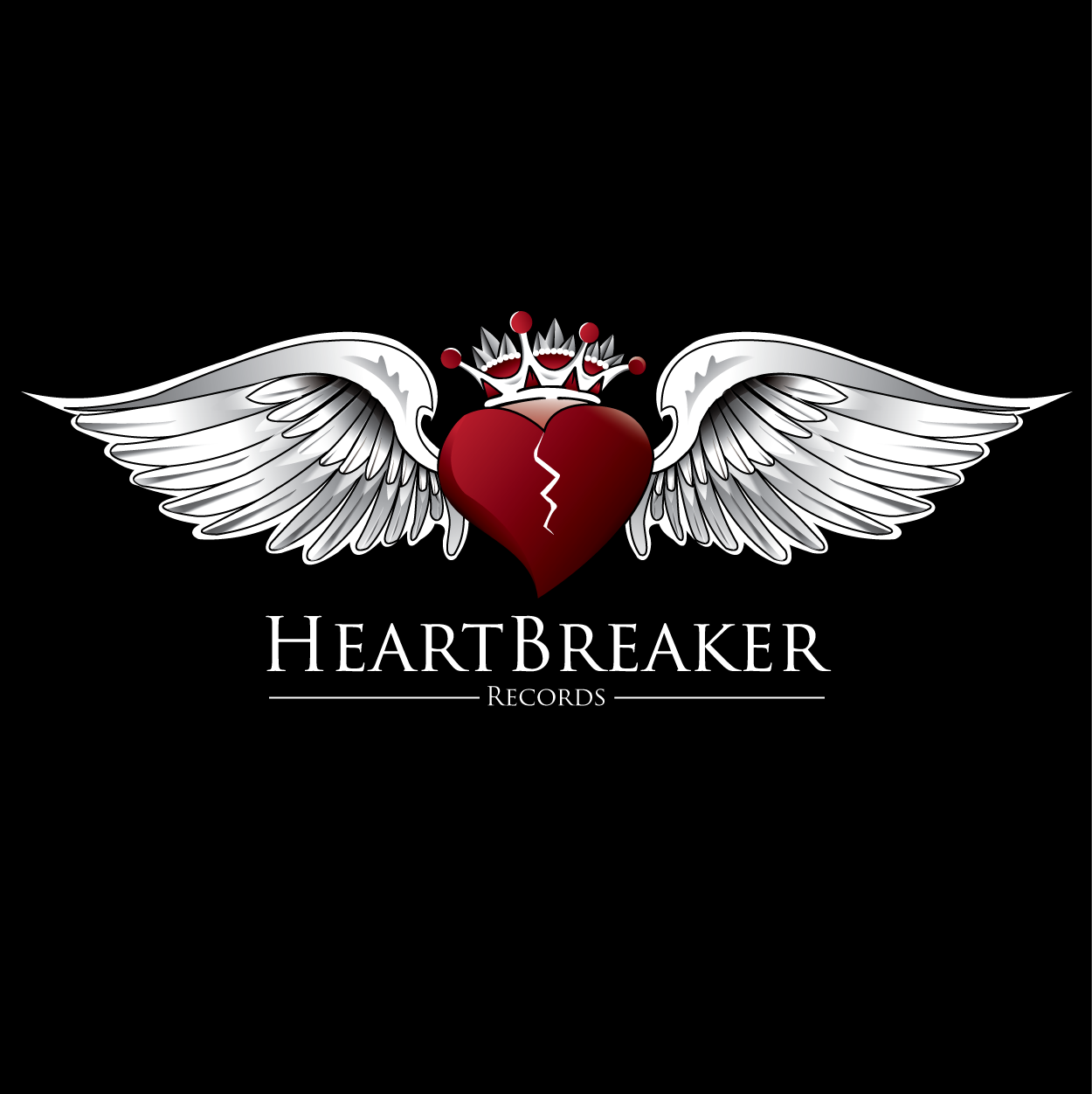 Logo Design by trabas - Entry No. 64 in the Logo Design Contest Heartbreaker Records.
