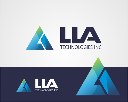 Logo Design by OriQ - Entry No. 184 in the Logo Design Contest Inspiring Logo Design for LLA Technologies Inc..