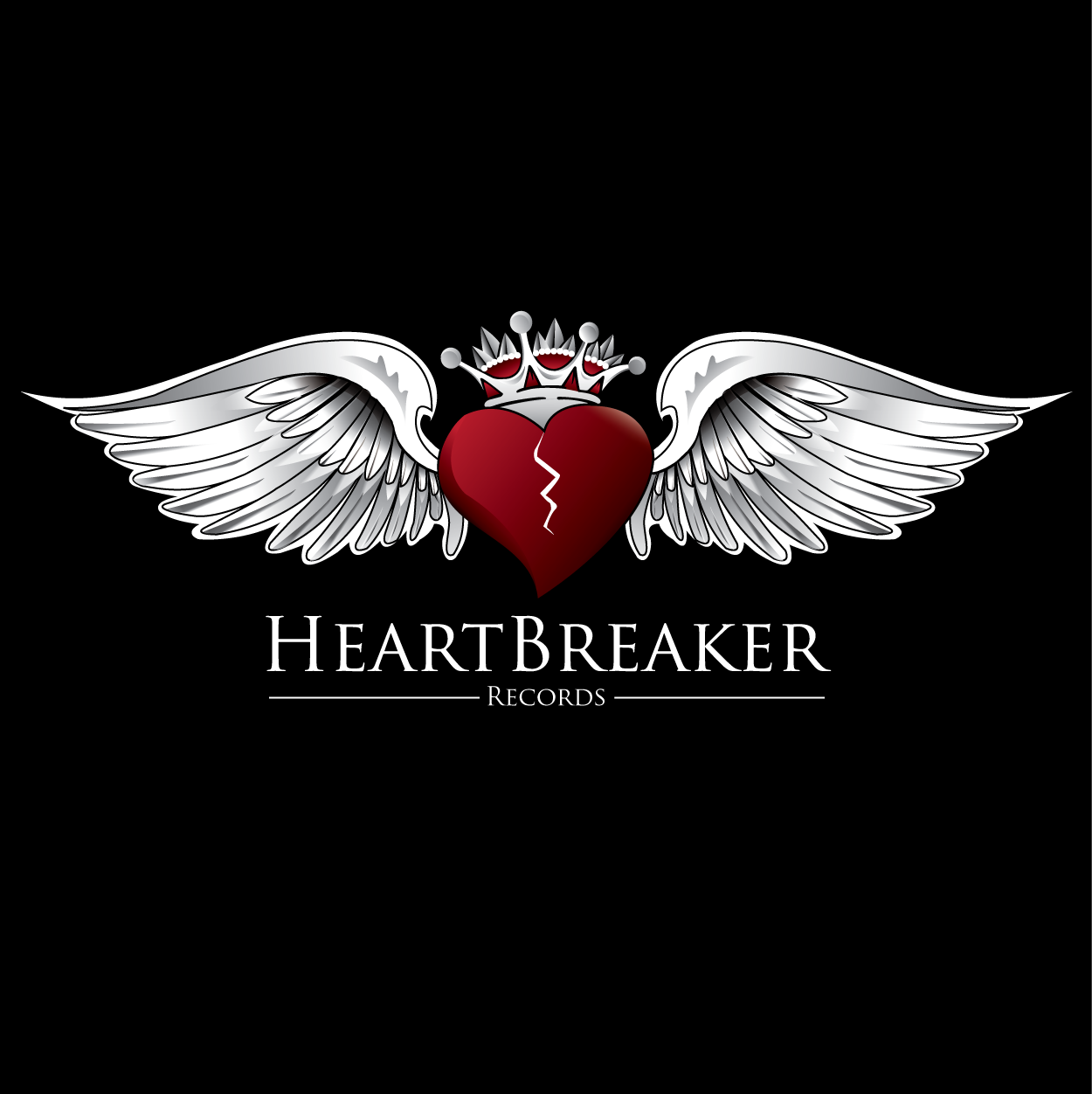 Logo Design by trabas - Entry No. 65 in the Logo Design Contest Heartbreaker Records.