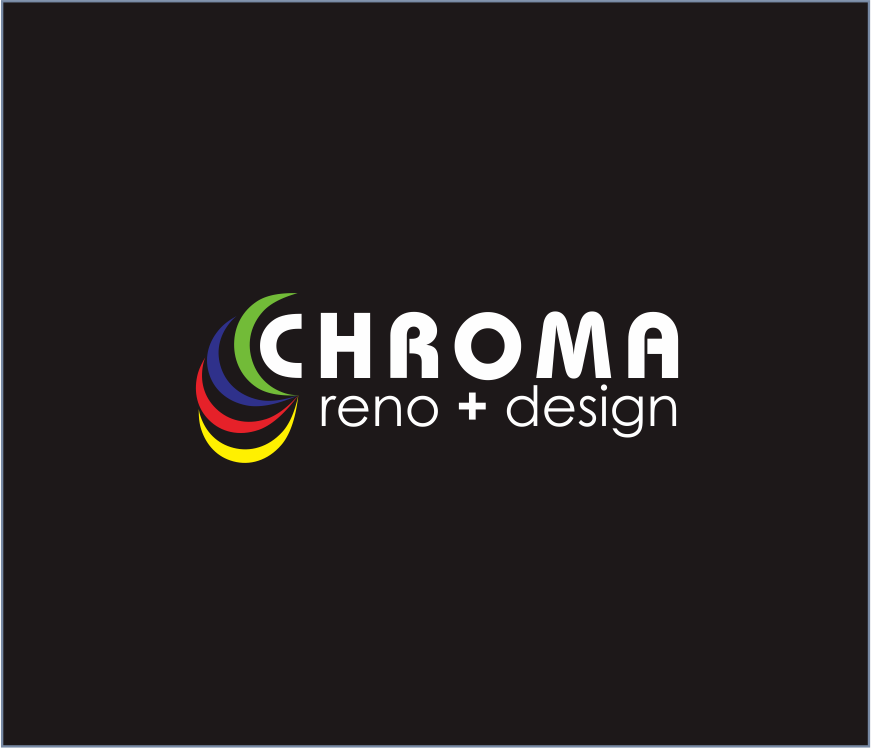 Logo Design by Armada Jamaluddin - Entry No. 292 in the Logo Design Contest Inspiring Logo Design for Chroma Reno+Design.