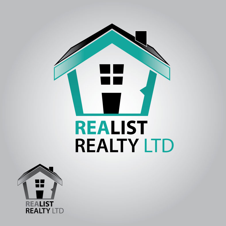 Logo Design by koeyD - Entry No. 82 in the Logo Design Contest ReaList Realty International Ltd..